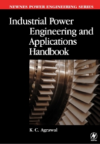 Cover image for Industrial Power Engineering Handbook