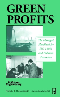 Green Profits - 1st Edition - ISBN: 9780750674010, 9780080507606