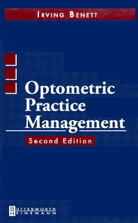 Cover image for Optometric Practice Management
