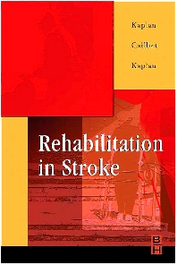 Rehabilitation of Stroke - 1st Edition - ISBN: 9780750674324, 9780702038860
