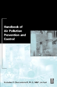 Cover image for Handbook of Air Pollution Prevention and Control