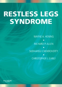 Restless Legs Syndrome - 1st Edition - ISBN: 9780750675185, 9780702038969