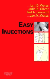 Easy Injections - 1st Edition - ISBN: 9780750675277, 9780702038983