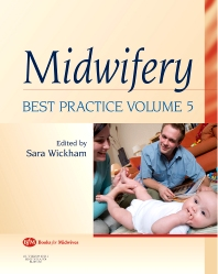 Cover image for Midwifery: Best Practice Volume 5