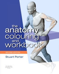 Cover image for The Anatomy Colouring and Workbook