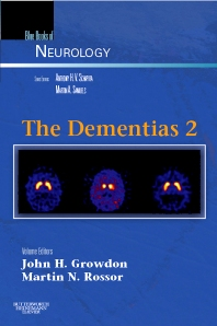 Cover image for The Dementias 2