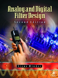 Analog and Digital Filter Design, 2nd Edition,Steve Winder,ISBN9780750675475