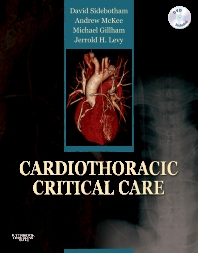 Cover image for Cardiothoracic Critical Care