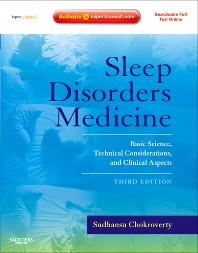 Cover image for Sleep Disorders Medicine
