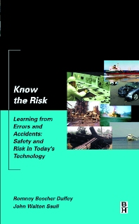 Know the Risk - 1st Edition - ISBN: 9780750675963, 9780080509730