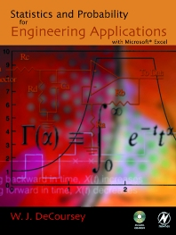 Cover image for Statistics and Probability for Engineering Applications