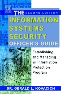 Cover image for The Information Systems Security Officer's Guide