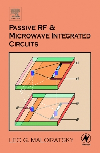 Cover image for Passive RF and Microwave Integrated Circuits