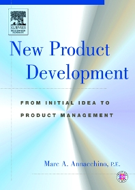 New Product Development - 1st Edition - ISBN: 9780750677325, 9780080469898