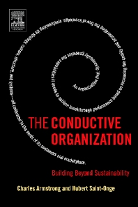 The Conductive Organization - 1st Edition - ISBN: 9780750677356