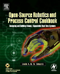 Cover image for Open-Source Robotics and Process Control Cookbook