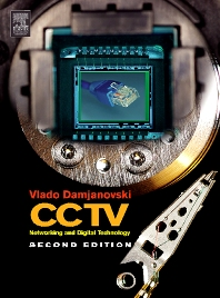CCTV, 2nd Edition,Vlado Damjanovski,ISBN9780750678001