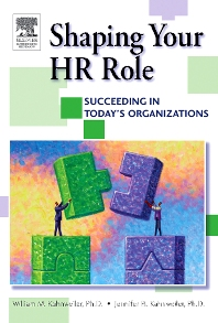 Shaping Your HR Role - 1st Edition - ISBN: 9780750678230