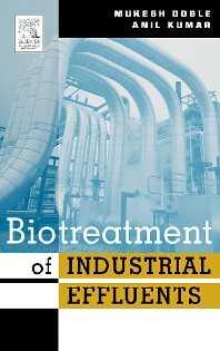 Cover image for Biotreatment of Industrial Effluents