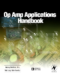 Op Amp Applications Handbook, 1st Edition,Walt Jung,ISBN9780750678445