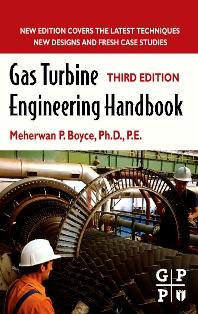 Cover image for Gas Turbine Engineering Handbook