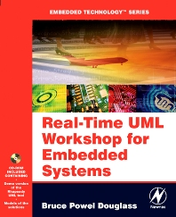 Cover image for Real Time UML Workshop for Embedded Systems