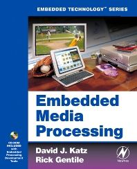 Cover image for Embedded Media Processing