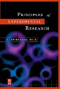 The Principles of Experimental Research - 1st Edition - ISBN: 9780750679268, 9780080497815