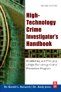 Cover image for High-Technology Crime Investigator's Handbook
