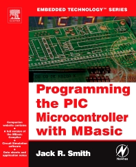 Cover image for Programming the PIC Microcontroller with MBASIC