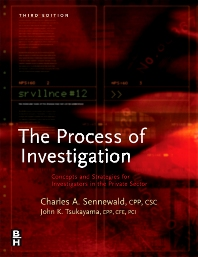 Cover image for Process of Investigation
