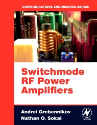 Cover image for Switchmode RF Power Amplifiers