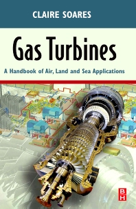 Gas Turbines, 1st Edition,Claire Soares,ISBN9780750679695