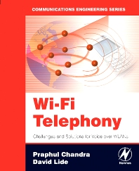 Cover image for Wi-Fi Telephony