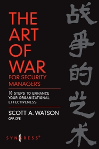 Cover image for The Art of War for Security Managers