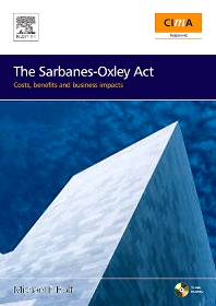 Cover image for The Sarbanes-Oxley Act