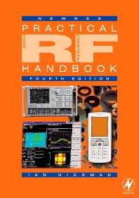 Practical RF Handbook, 4th Edition,Ian Hickman,ISBN9780750680394