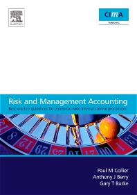 Cover image for Risk and Management Accounting