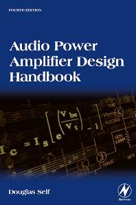 Audio Power Amplifier Design Handbook - 4th Edition - ISBN: 9780750680721