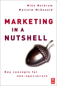 Cover image for Marketing in a Nutshell