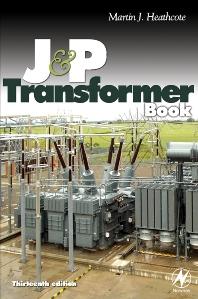 Cover image for J & P Transformer Book