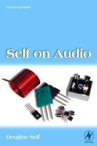 Self on Audio, 2nd Edition,Doug Self,Douglas Self,ISBN9780750681667