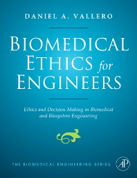 Cover image for Biomedical Ethics for Engineers