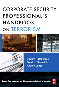 Cover image for The Corporate Security Professional's Handbook on Terrorism