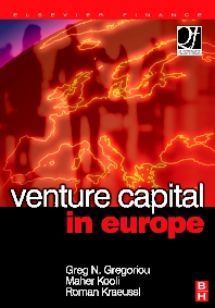 Venture Capital in Europe, 1st Edition,Greg Gregoriou,Maher Kooli,Roman Kraeussl,ISBN9780750682596
