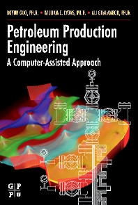 Cover image for Petroleum Production Engineering, A Computer-Assisted Approach