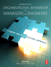 An Introduction to Organisational Behaviour for Managers and Engineers - 1st Edition - ISBN: 9780750683340