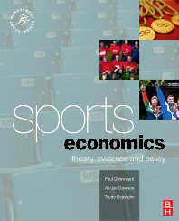 Sports Economics - 1st Edition - ISBN: 9780750683548