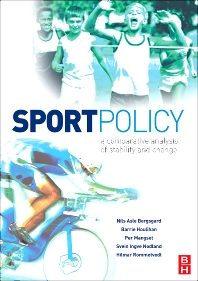 Sport Policy - 1st Edition - ISBN: 9780750683647