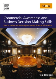 Cover image for Commercial Awareness and Business Decision Making Skills